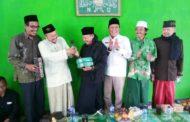 Pimpinan Ponpes Al-Baghdadi Sampaikan Pesan Presiden Jokowi untuk Para Kiyai NU