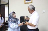 Walikota Bekasi Datangi Kantor Kanwil DJP Wilayah III Jawa Barat