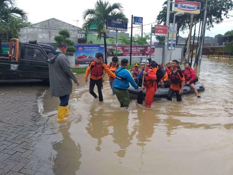 Empat Meninggal Dunia Akibat Banjir dan 391 Sekolah Terendam