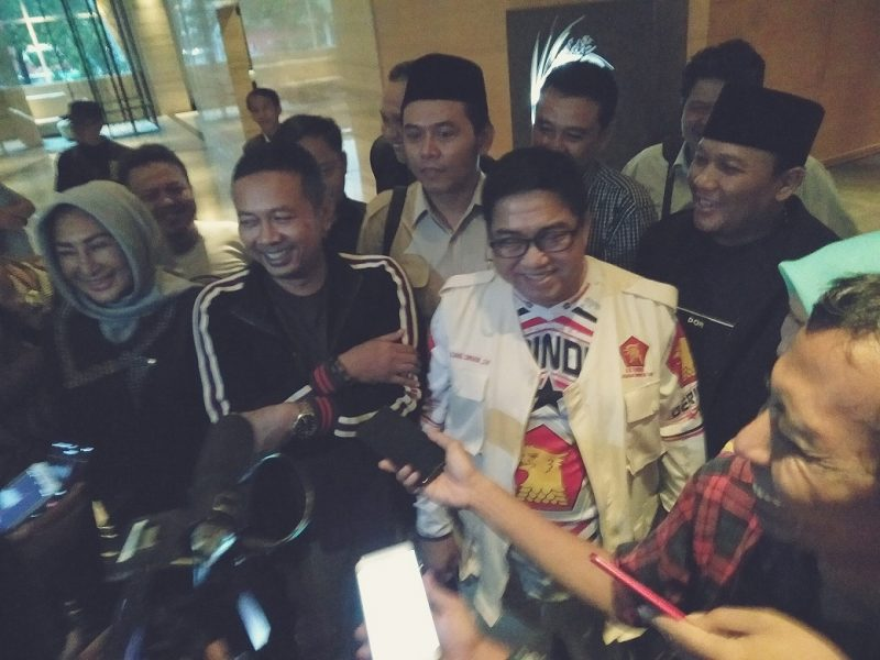 Koalisi Poros Juang Kebangkitan Indonesia Raya Siap Saingi Cellica di Pilkada Karawang