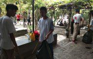 Kampanyekan Kebersihan Lingkungan Lewat Capit Kebersihan
