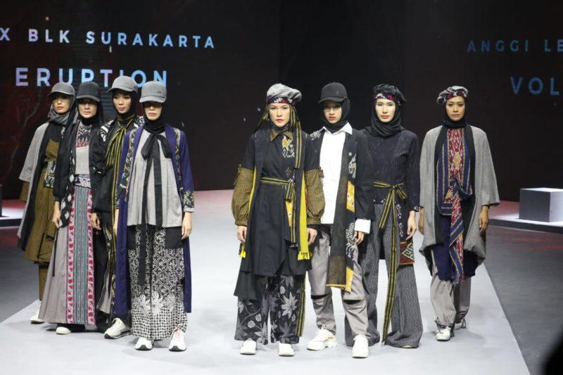 Muffest 2020, Gerbang Alumni BLK untuk Tembus Pasar Fashion Internasional
