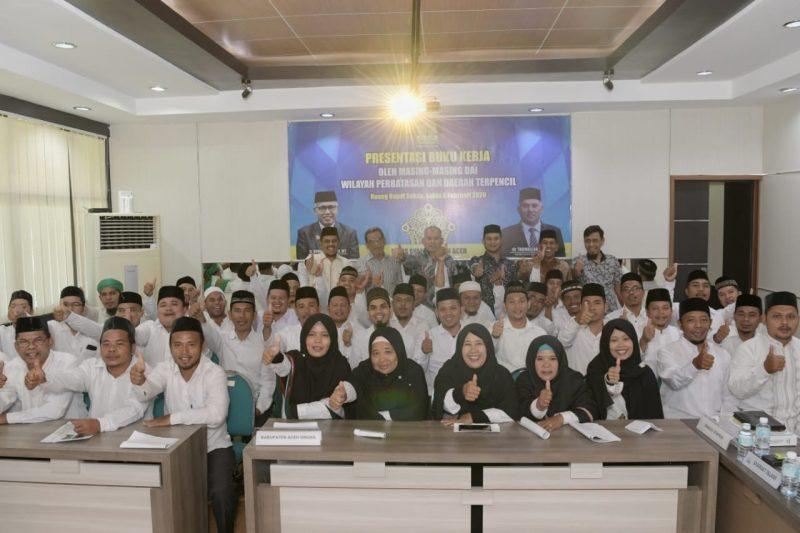 Sekda Aceh : Dai harus Jadi Teladan Masyarakat