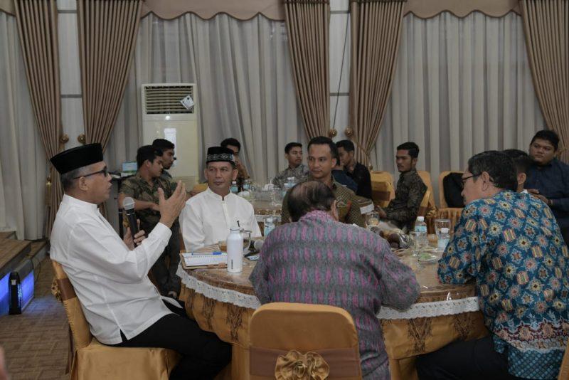 Pemerintah dan Masyarakat Berkolaborasi Membangun Aceh