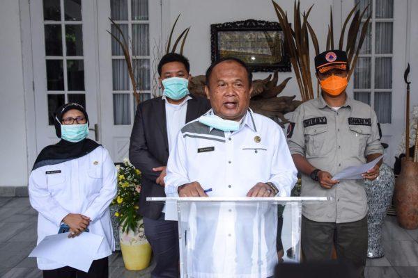 Update Penanganan Pencegahan Covid-19 di Purwakarta