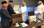 Abu Dhabi Berminat Bangun Tiga Infrastruktur Baru di Aceh