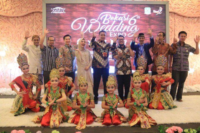 Permudah Perencanaan Pernikahan, CV Aristy Helat Wedding Expo