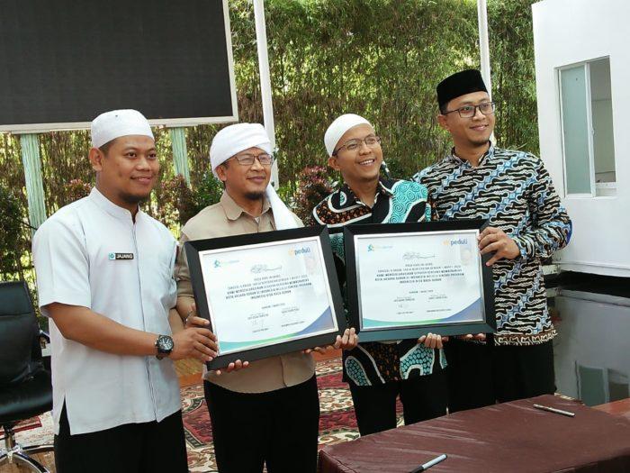 Dua Lembaga Ini Sepakat Kembangkan Program Indonesia Bisa Baca Qur'an dan Desa Tangguh