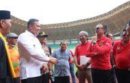 PSSI Sidak Stadion PCB Kota Bekasi