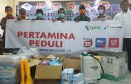 PHE Berikan Bantuan Guna MemerangiCovid-19 di Aceh Utara