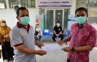Alhamdulillah, Tiga Pasien Positif Covid-19 di Aceh Dinyatakan Sembuh