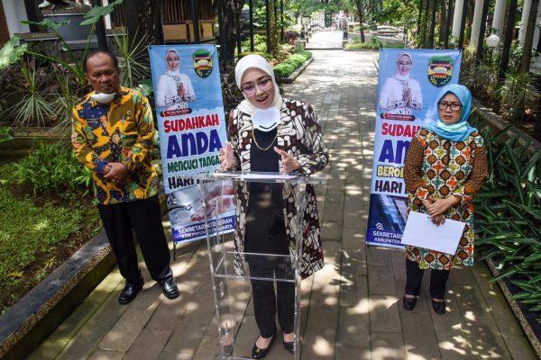 Jelang Ramadhan, Pemkab Anitisipasi Penyebaran Covid-19