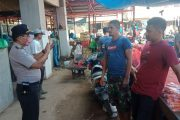 Personel Polda Aceh Gencar Keliling Mengimbau Pencegahan Virus Corona