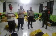Kelurahan Pengasinan Salurkan Bantuan Sembako Terdampak Covid-19
