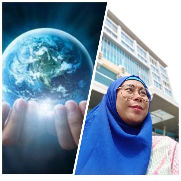 Kondisi BumiLebih Baik karena Jauh dari PolusiSelama Pandemi COVID-19