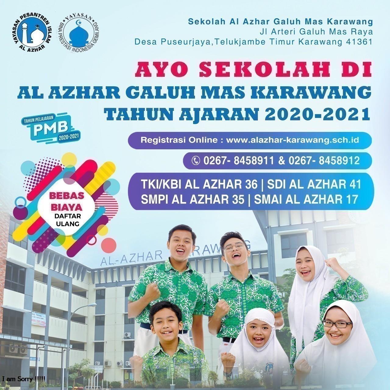 Sekolah Al Azhar Galuh Mas Karawang