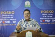 Di Aceh Ada 52 dan Pasien Dalam Pengawasan 1.176 ODP