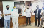 Setelah Tes PCR, Anggota DPRD Kota Bekasi Dinyatakan Negatif Covid-19