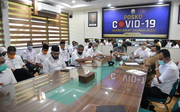 Pemprov Aceh Siapkan Panduan New Normal