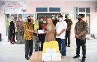 Rumah Sakit Yuliddin Awai Aceh Selatan Dapat Bantuan Alat Kesehatan