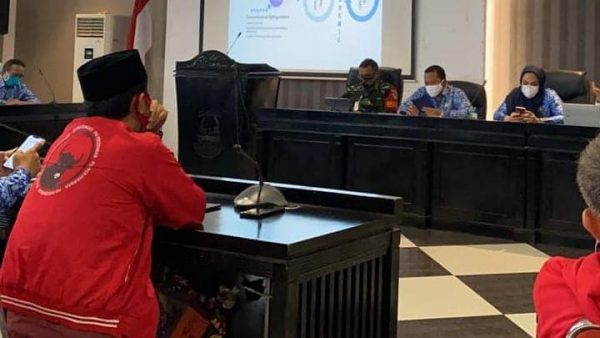 Pemkab Karawang Plin-plan Tentukan PSBB, Fraksi PDIP Tolak Perpanjangan PSBB