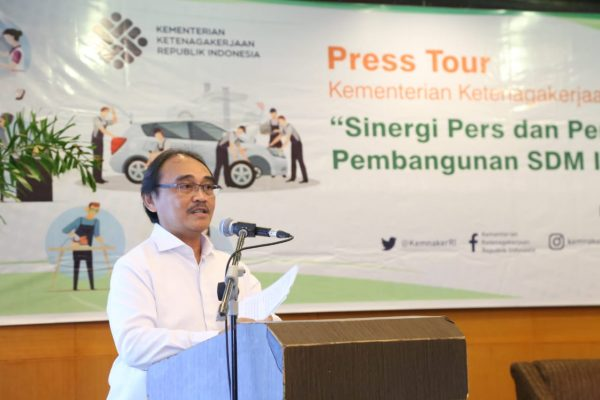 Kemnaker Tunda Kedatangan TKA Tiongkok ke Sulawesi Tenggara