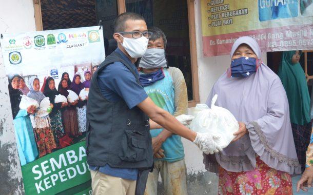 Sepakat Lawan Corona, PT Pupuk Kujang Salurkan Bantuan