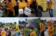 Kominutas DLC Warnai Ramadhan dengan Bakti Sosial Memutus Penyebaran Virus Corona