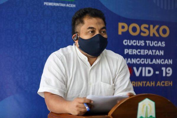 837 Pelajar Tanah Rencong di Luar Aceh Sudah Terima Bansos Covid-19