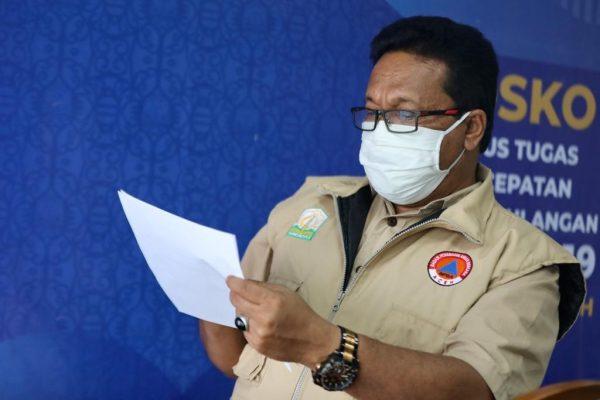 Bertambah 13 Orang, Jumlah Kasus Positif Corona di Aceh Jadi 66 Orang
