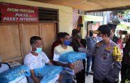 Kapolda Aceh Bantu Korban Gempa dan Pantau Kamtibmas di Sabang