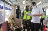 Wakil Walikota Bekasi Sosialisasikan Adaptasi Hidup Baru di Stasiun