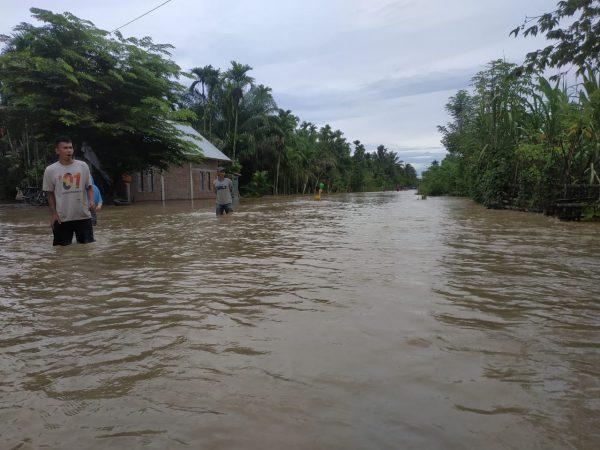 Kabupaten Aceh Utara Dilanda Bencana Banjir