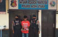 Bawa Sabu Saat Jenguk Tahanan, Pria Asal Paya Bakong Ditangkap Polisi