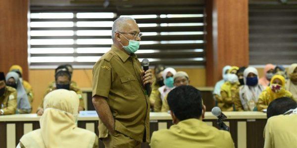 Pemprov Aceh Gelorakan Gerakan Antisipasi Kerawanan Pangan