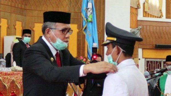 Baru Dilantik, Bupati Aceh Selatan Diminta Perkuat Ketahanan Pangan di Masa Covid-19