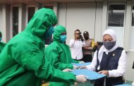 Perusahaan Diminta Semprotkan Disinfektan Jelang Pemberlakuan New Normal