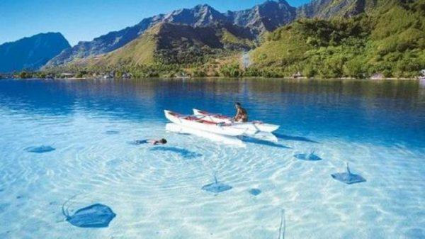 Panaroma Pulau Weh Sabang Daya Tarik Tujuan Mancanegara