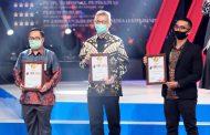 Peruri Kembali Raih 2 Penghargaan GRC dan Performance Excellence Award 2020