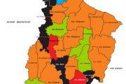 Enam Kecamatan di Karawang Masuk Zona Hitam Pandemi Covid-19