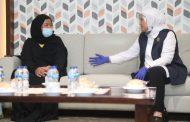 Menaker Ida Sebut Kepulangan PMI Etty Atas Dukungan dan Partisipasi Masyarakat