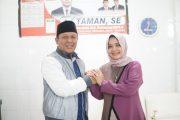 Kader Gerindra Dipinang untuk Calon Wakil Kang Jimmy