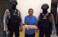 Diduga Edarkan Sabu, Kuli Bangunan Ditangkap Polisi