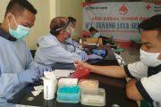 Krisis Stok Darah di PMI Karawang, PT TJS Gelar Aksi Donor Darah