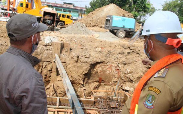 Ditemukan Lorong Batu Bata Bawah Tanah Stasiun Utama Bekasi