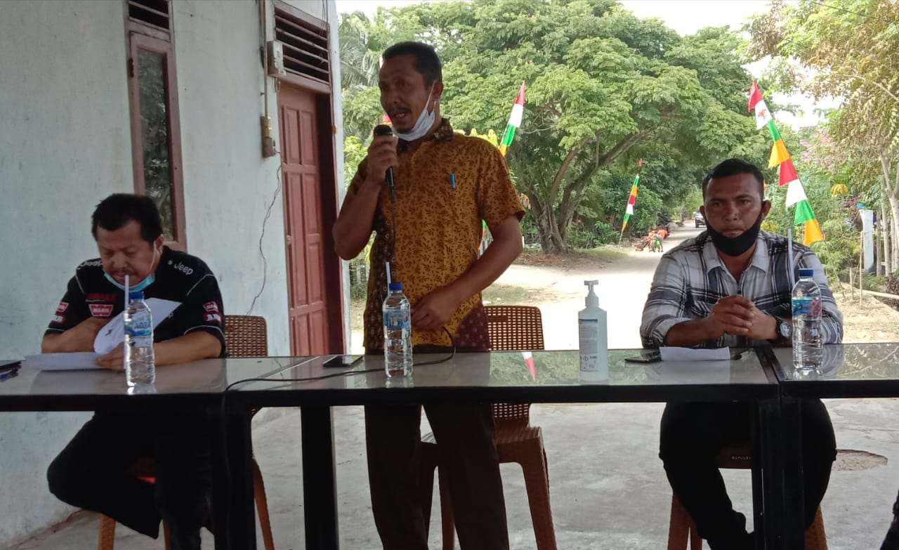 Pusat Kajian Satwa Liar Kunjungi Pantai Bantaiyan Seunuddon