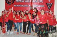 Selain Bupati Karawang, Para Istri Pengurus dan Anggota Dukung Hadirnya Pemuda Batak Bersatu PAC Majalaya