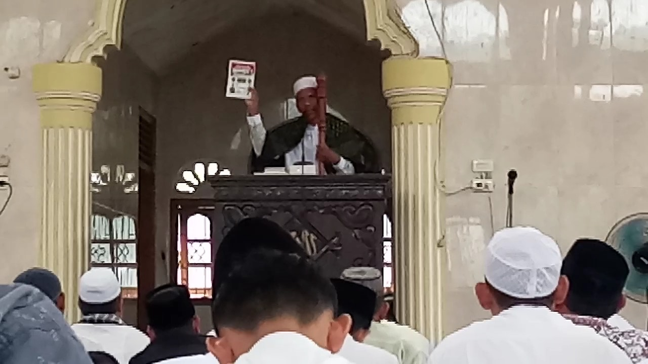 3.883 Masjid Se- Aceh Gaungkan GEMA