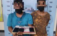 Dua Bandar Sabu di Gelanggang Baroh Ditangkap Saat akan Bertransaksi