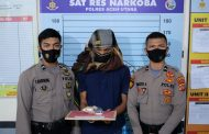 DPO Kasus Narkoba Dibekuk Polisi